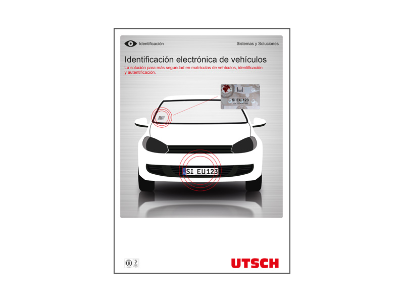 Identificación electrónica de vehículos