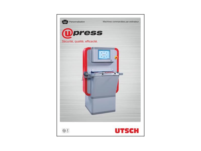 upress - Système de gestion de plaque sécurisée